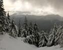 Snow on the Smith